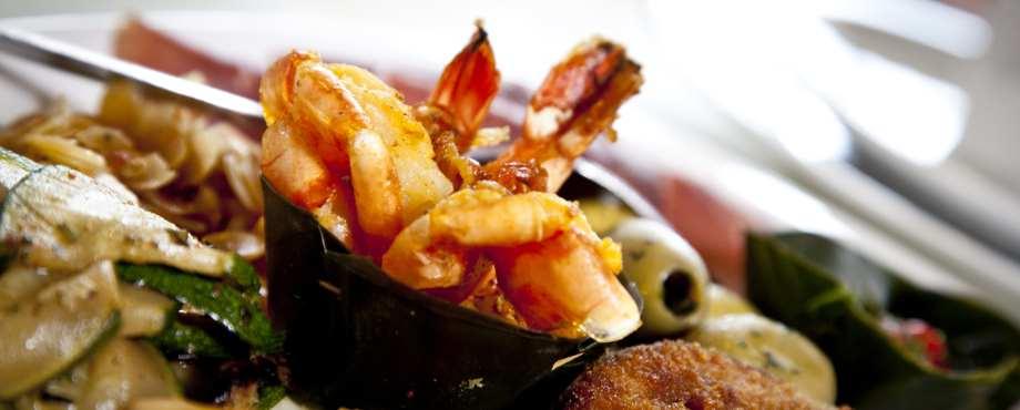 Küche, Speisen, warme Gerichte
