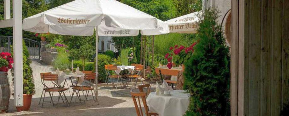 """Sommerurlaub im Hotel """"Wirtshaus am Schloss"""""""